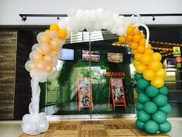 hurry we are having promotion of 20 off on all balloon decoration services enquiry us now for more information