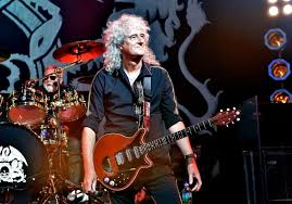 Brian May slams Sacha Baron Cohen for comments about biopic - NY ...