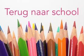Afbeeldingsresultaat voor start schooljaar