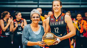 Billie Massey crowned MVP after leading Belgium to championship glory -  FIBA U18 Women's European Championship Division A 2017 - FIBA.basketball