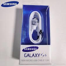 100% Original For <b>Samsung</b> Cable <b>120cm Micro USB</b> Cable ...
