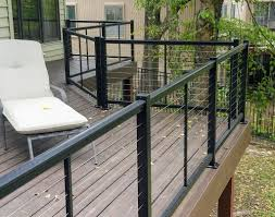 Feeney Design Rail Cable Railing Systems Designrail Kit By Feeney Cable