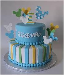 First Birthday Cake Decorating Ideas Professional Boy Image Baby