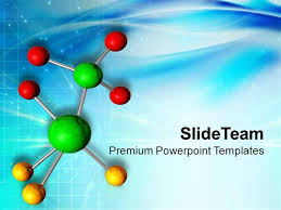 Elements Of Molecule In Science Powerpoint Templates Ppt Themes An