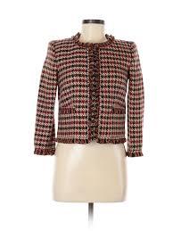 Details About Anne Klein Women Pink Jacket 6 Petite