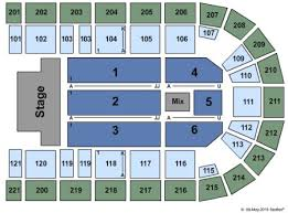 Norris Penrose Event Center Seating Chart Southwest Motors Events Center At Colorado State Fair