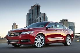 Review Chevrolet Impala Ny Daily News
