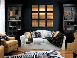 Living Room Design Ideas Black And White - Interior Design