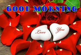 Red Good Morning Wallpapers on WallpaperDog