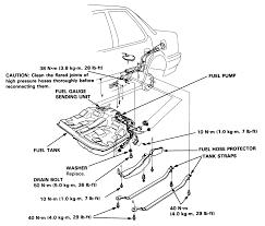 repair guides fuel tank tank assembly autozone com  at 93 Integra Fuel Sending Unit And Pump Wiring Diagram