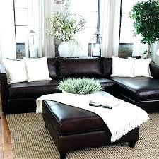 brown sofa decor brilliant decorating with brown couches brown sofa decor brown sofa red rug leather