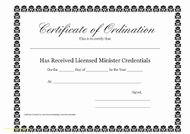 blank ordination certificates printable ordination certificate templates kitchen and living