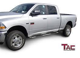 TAC Side Steps for 2009-2018 Dodge Ram 1500 Crew Cab / 2010-2018 ...