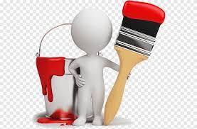 Peintre en bâtiment et décorateur Peinture Bayview Painters Job, peinture, Services de design d'intérieur, peinture png | PNGEgg