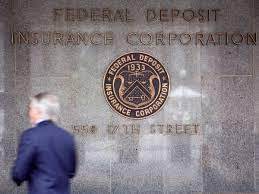 The federal deposit insurance corporation (fdic) is an agency which insures deposits in bank institutions in the event of financial failure. Fdic History