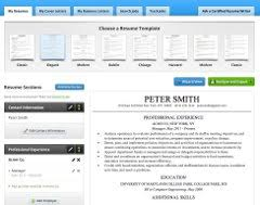 Best Free Resume Maker  free cv maker  create a free resume and     A resume creator that actually works Choose from a growing collection of templates