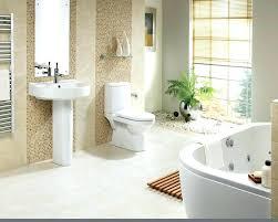 3D Bathroom Designs Simple Decorating