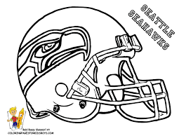 Small Picture Free Seattle Seahawks Coloring page Have kids color and add to PL