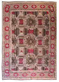 9x7 area rug elegant antique ukrainian and russian rugs and carpets by doris