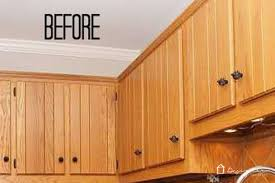 Repainting Kitchen Cabinets Without Sanding Custom Inspiration