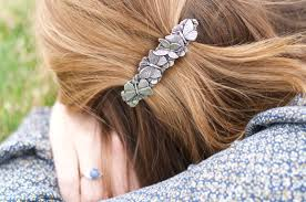 Oberon Design Hair Clips Beautiful Barrettes Hand Cast In The Usa On Sale