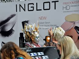 in 2016 inglot will have its presence at