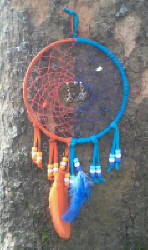 Zodiac Dream Catcher Freya's Workshop Zodiac Astrological Dream Catchers 2