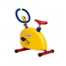 <b>Moove&Fun Тренажер детский механический</b> Велотренажер ...