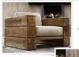 rustic pallet furniture. Unique Pallet Armchair - Inside A Rustic Mountain Log Furniture
