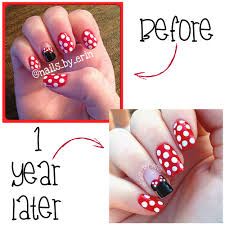 NailsByErin: Minnie Mouse Nails