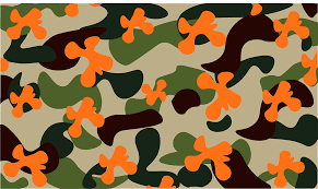 Camo Patterns Adorable WEIRD Camo Patterns On Behance