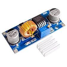 eHUB <b>DC</b>-<b>DC XL4015 Adjustable</b> Buck Step Down Module: Amazon ...