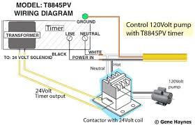 contactors 120 to 24 volt transformer wiring diagram at 24 Volt Control Wiring