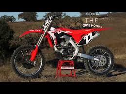 2018 honda dirt bikes. beautiful 2018 2018 honda crf250  dirt bike magazine for honda dirt bikes a