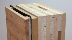 Unser Bestes Stück Bio Xlam Die Massive Leimfreie Holzwand Unsere
