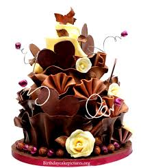 Chocolate Birthday Cake For Girls Pictures Birthday Cakes With