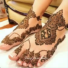 Feet Design Bridal Feet Mehandi Wedding Henna Designs Cool Henna