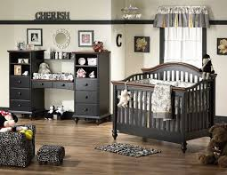 Baby Nursery Decor Intended For Baby Crib Nursery Sets Grey Color