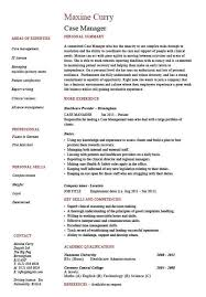 Artist Manager Resume Job Description Case Manager Resume Samples Case Manager Resume Samples