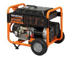 generac generators. Simple Generac Generac GP6500E Watt Portable 49State Model 5941  Generators  On