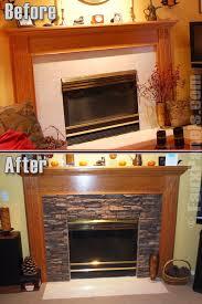 best 25 faux stone fireplaces ideas on river rock stone diy exterior veneer and rock veneer