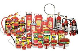 Fire Extinguisher Abc Co 2 Foam Water All Types At Rs 1200