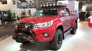 Toyota Hilux Arctic Trucks AT35 2017 In detail review walkaround ...