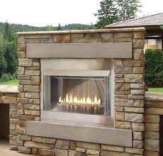 natural gas fireplace inserts diy outdoor kits canada contemporary outdoor gas fireplace