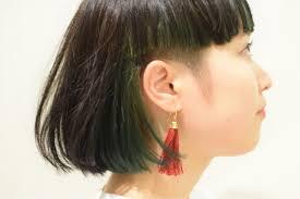 真似したい刈り上げ女子特集イマドキなジェンダーレスなヘア