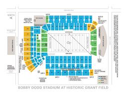 Georgia Tech Bobby Dodd Stadium Pt 2 Atlanta Georgia