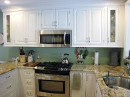 ... Span New Upper Cabinets To Ceiling In Small Kitchen?