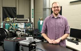 Mechanical Engineering Ph D Student Earns Prestigious Dod