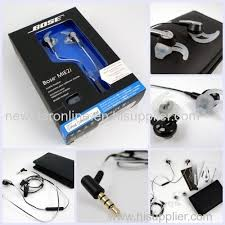 bose ie2. aaa quality bose ie2,bose mie2 with mic,bose mie2i earphones original accessories ie2