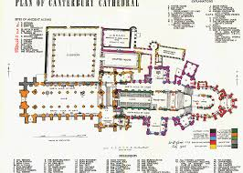 Winchester Cathedral Floor Plan  English Medieval Cathedrals Cathedral Floor Plans